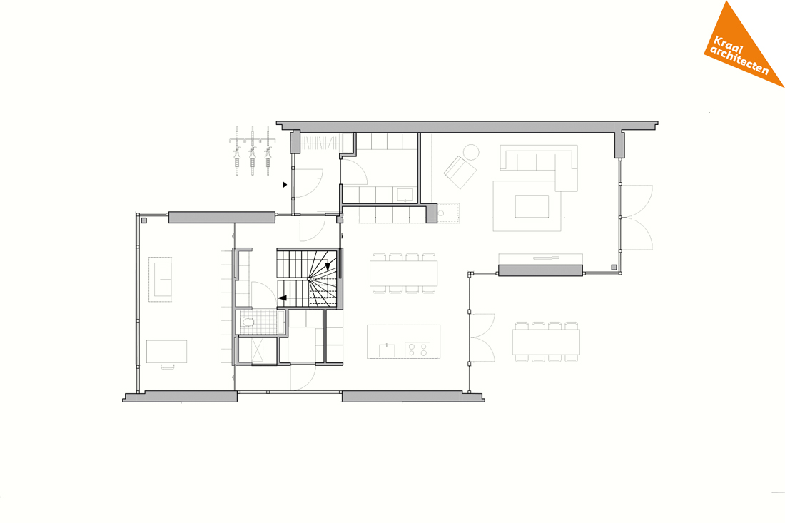 plattegrond architect