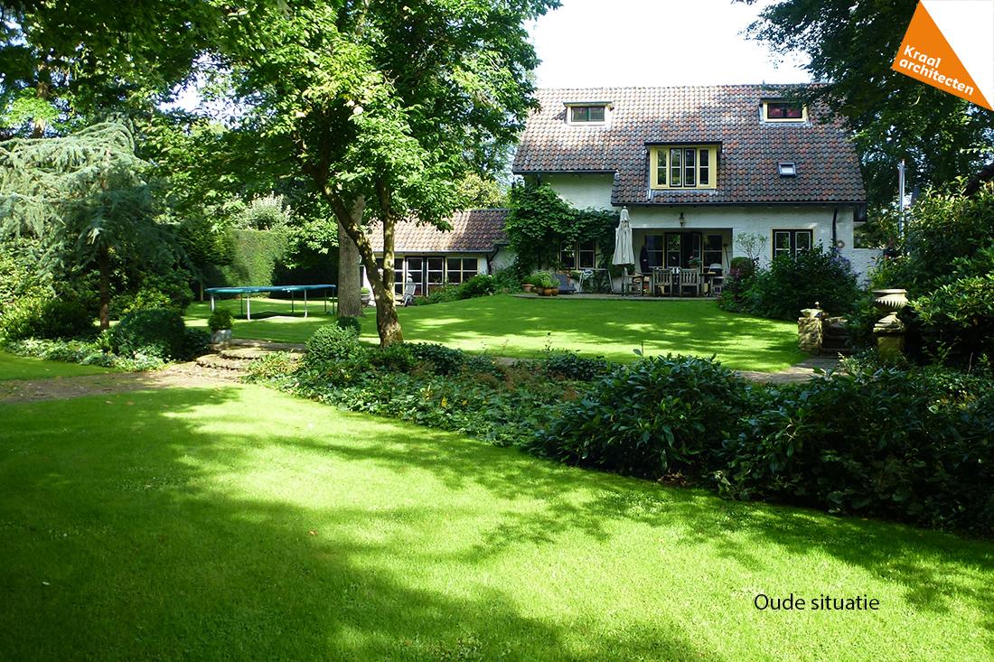 foto oude situatie villa