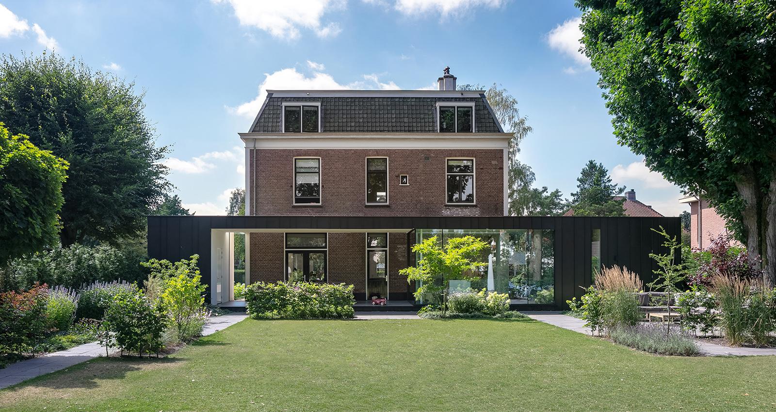 Kraal architecten - Renovatie villa
