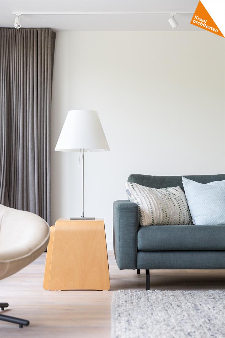 Interieur 2-onder-1-kap woning | Kraal architecten