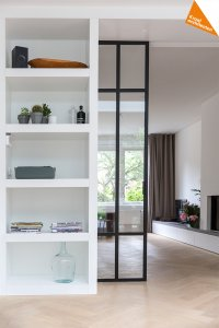 Interieur eigentijdse renovatie | Kraal architecten