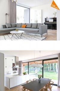 Modern interieur nieuwbouw villa | Kraal architecten