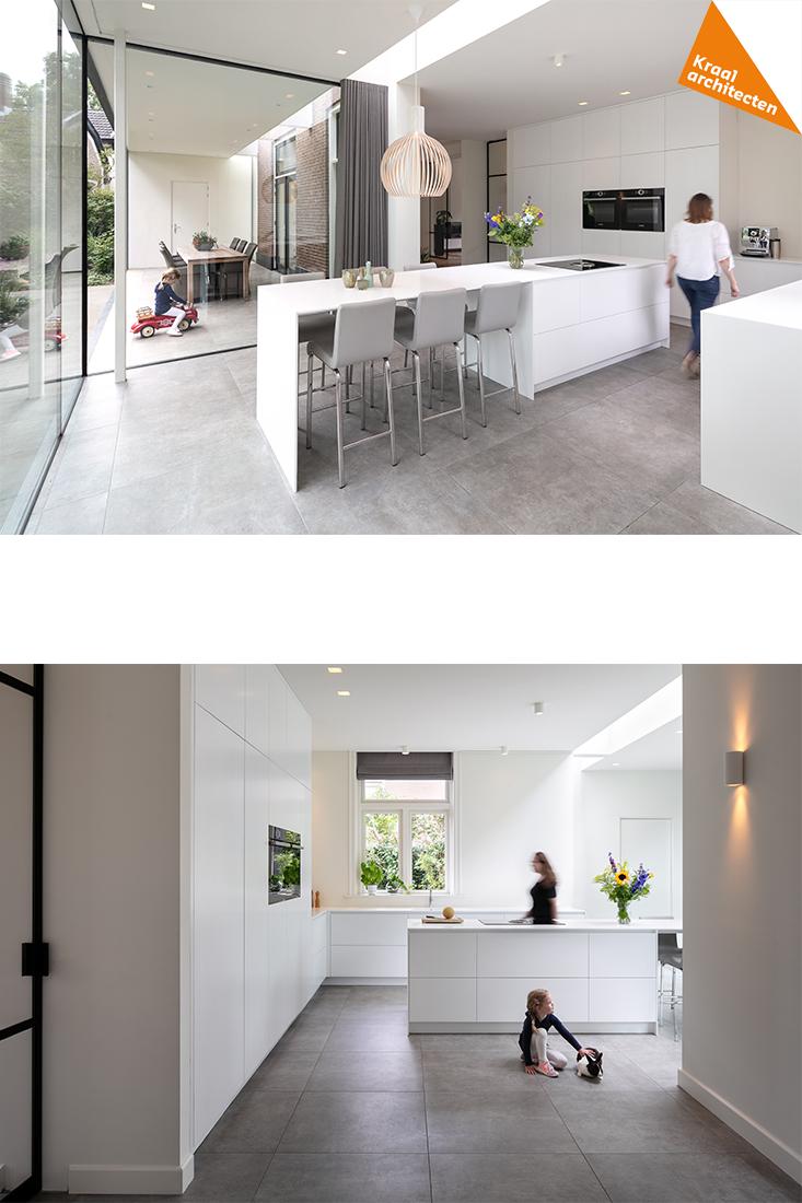 Interieur woning Naarden | Kraal architecten