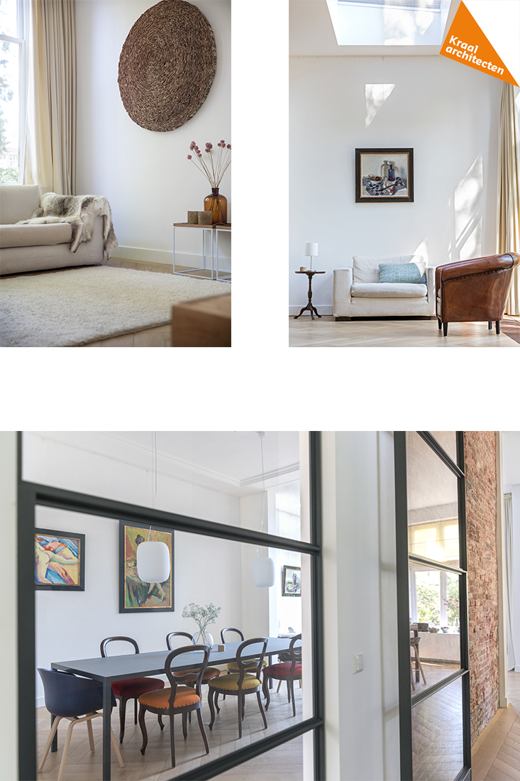 Interieur woonhuis | Kraal architecten