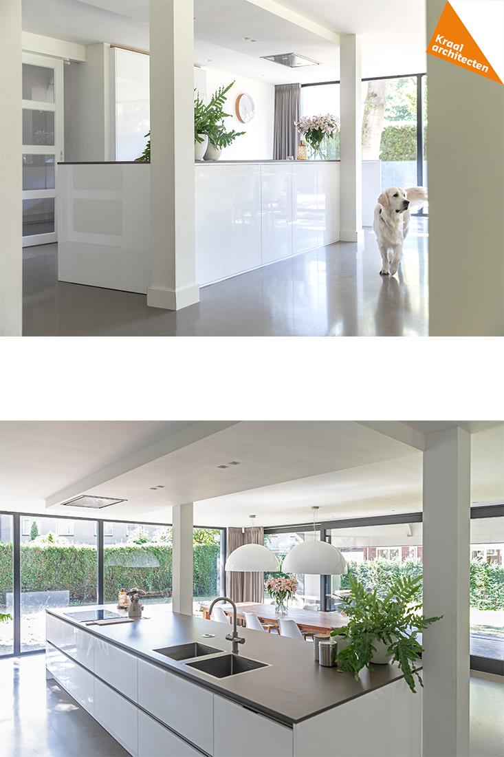 interieur vrijstaande woning kraal architecten