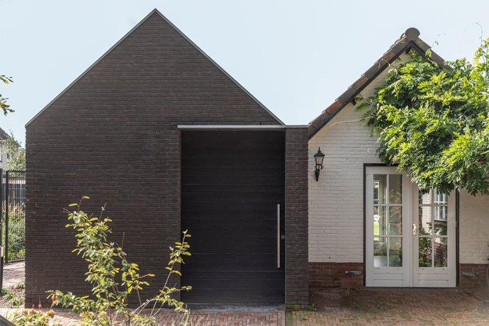 uitbreiding vrijstaande woning kraal architecten