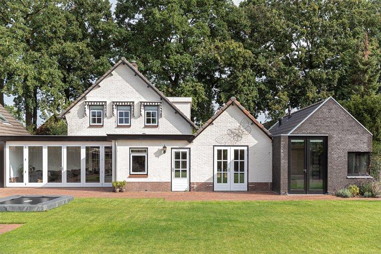 uitbreiding vrijstaande woning hoogland kraal architecten